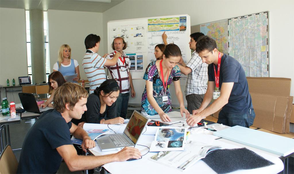 Interesting Architecture Design Workshop Reimagining The Heart Of